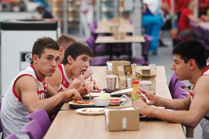 Спортсмены сборной России на Олимпиаде в Лондоне