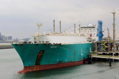 Российский газ опять развернули и отправили в Америку