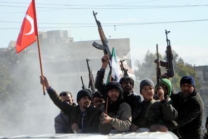 Турция начала военную операцию в Сирии: Конфликты: Мир: Lenta.ru
