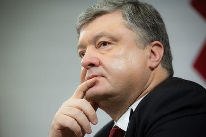 Порошенко забыл про русских в Крыму