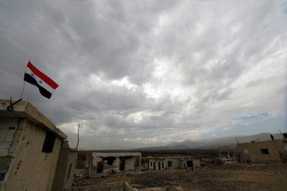 Сирийские военные взяли формирования террористов в «котел»