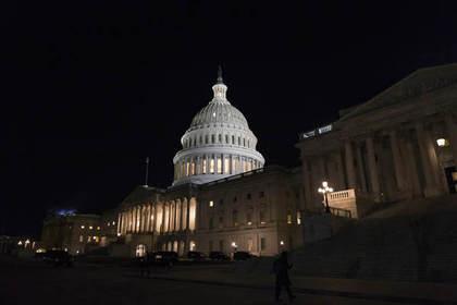 Конгрессмен в США пустил госбюджет на улаживание скандала с домогательствами