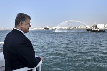 Петра Порошенко уличили в вояже на Мальдивы по секретному паспорту