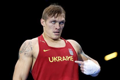 Родившийся в Крыму украинский боксер Усик ответил критикам