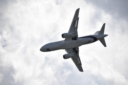 Два пассажирских самолета опасно сблизились около Москвы