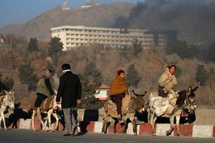 Боевики напали на пятизвездочный отель в Афганистане и убили 43 человека