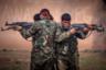 Бойцы отряда YPG