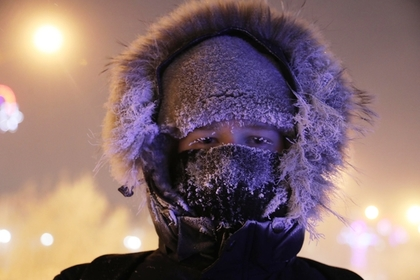 Жителей Алтая напугали 62-градусными морозами