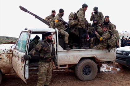Раскрыты данные о боевых успехах турок в Сирии