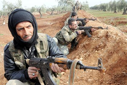 Сирийские военные захватили авиабазу и решили там остаться