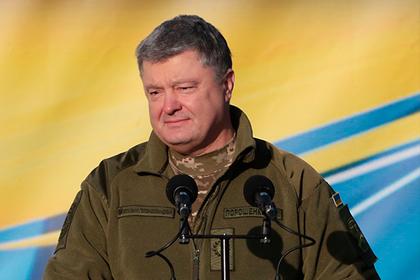 Порошенко заявил об оккупации Украины Украиной
