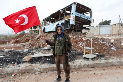 Эрдоган объявил опланах добиться полного разгрома курдских отрядов вСирии