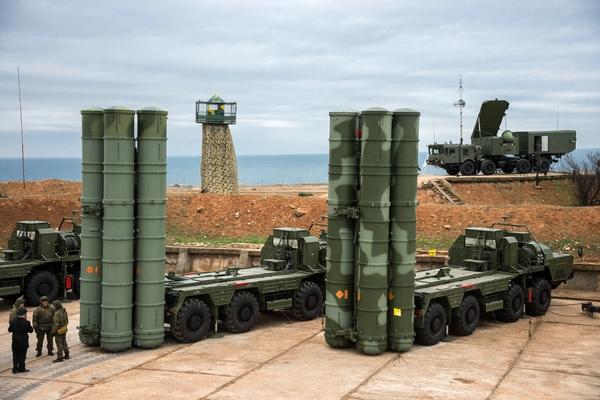 Страны Ближнего Востока и Юго-Восточной Азии заинтересовались комплексами С-400