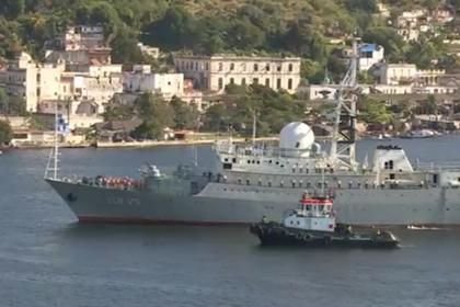 Российский корабль-разведчик застали за рутиной у берегов США