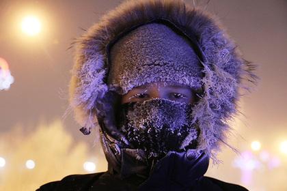 Четыреста тысяч российских школьников остались дома из-за морозов