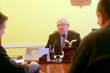 Министр Оренбуржья снял ролик про распил бюджета и был уволен