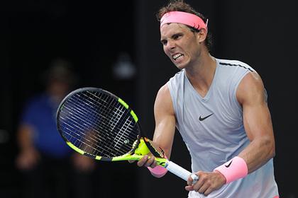 Первая ракетка мира вылетел с Australian Open