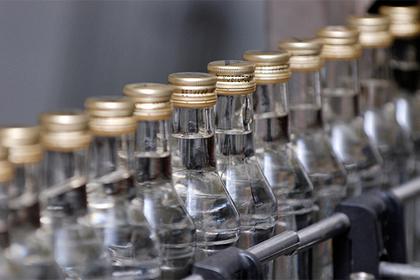 Продажи водки в России подскочили после «обвала» накануне