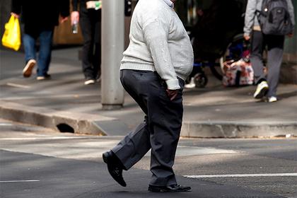 Ожирение признали заразным