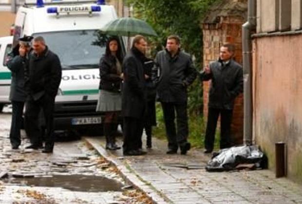 Место убийства судьи Фурманавичюса