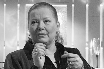 Умерла народная артистка России Людмила Сенчина