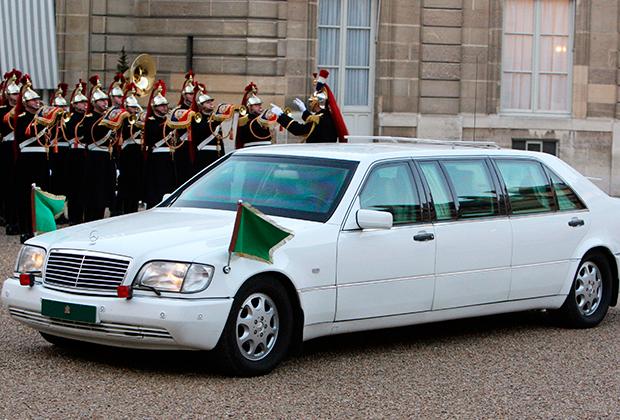 Каддафи спонсировал предвыборную кампанию Николя Саркози