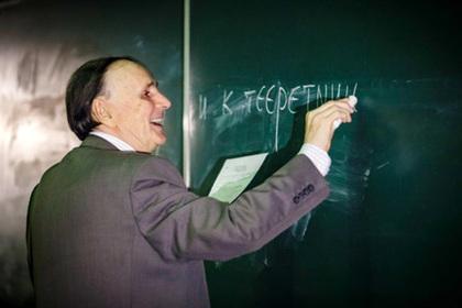 Последняя ежегодная лекция Андрея Зализняка о берестяных грамотах. 26 октября 2017 года