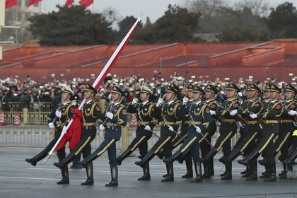 КНР задействует ввоенной сфере искусственный интеллект