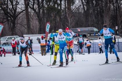 Русский лыжник скончался занесколько километров дофиниша
