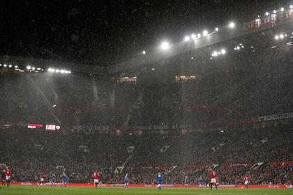 Каддафи хотел приобрести «Манчестер Юнайтед»