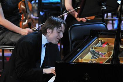 Российский пианист Трифонов завоевал «Грэмми»