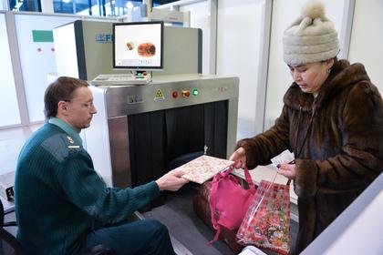 Таможня начала отслеживать покупки россиян за границей