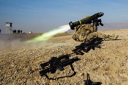 США исключили применение ракетных комплексов Javelin в Донбассе