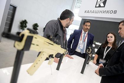 Россия приняла на вооружение новейшие автоматы