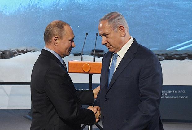 Лидеры говорили в том числе о конгрессе национального диалога Сирии, сообщил журналистам помощник российского лидера Юрий Ушаков