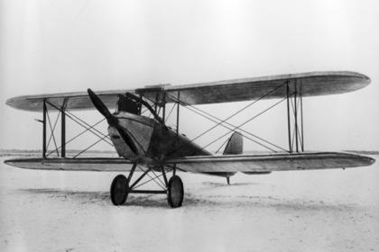Самолет-этажерка АИР-1