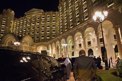 «Раскулаченных» саудовских принцев выпустили из пятизвездочной тюрьмы