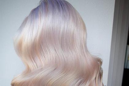 Платиновых блондинок сменят опаловые