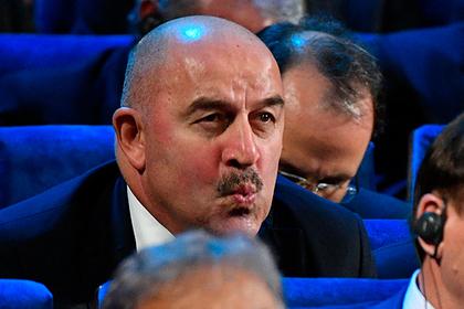 Черчесов: «Сборная Российской Федерации должна выходить изгруппы наЧМ-2018»