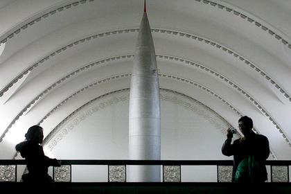Китайцы устрашат Россию и США ядерным оружием