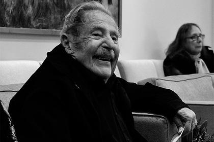 ВИзраиле скончался поэт иписатель Хаим Гури