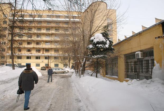 Дом-коммуна архитектора Ивана Николаева