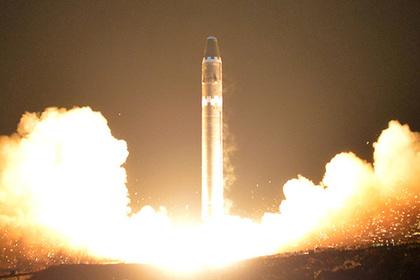 Москва созналась в слежке за ракетами Северной Кореи