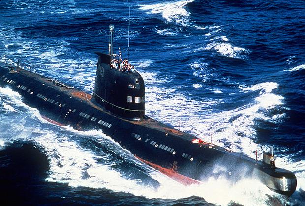 Подводная лодка «Фокстрот»