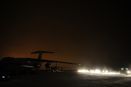В Волгограде загорелся самолет из-за зарядки в бортовой сети