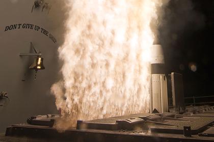 Ракета SM-3 Block IIA. Архивное фото