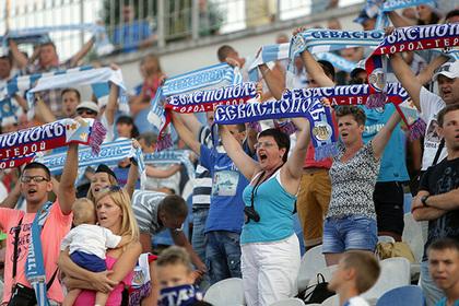 Игрокам футбольного клуба «Севастополь» выплатили долги по зарплате