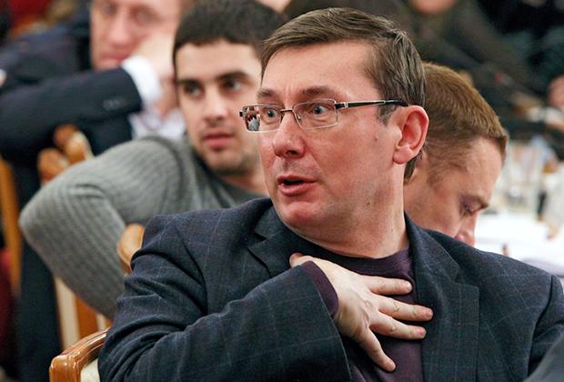Генеральный прокурор Украины Юрий Луценко