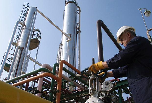 Добыча нефти в Саудовской Аравии