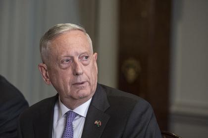 Пентагон признал отсутствие свидетельств применения зарина вСирии